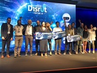 Disrupt Greece 2018 «Τhe Future of Work»