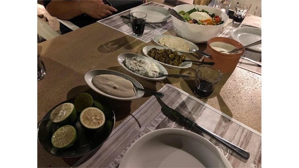 Γαστρονομικό ταξίδι του εστιατορίου Kokkinou Restaurant  μας...