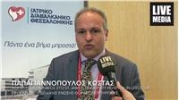 Ο Κώστας Παπαγιαννόπουλος, Χειρουργός Θώρακος στο St. Jame's...