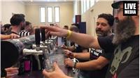 Μαθαίνοντας για την ελληνική μπύρα στο