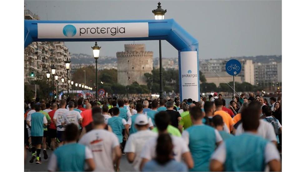 Ο «Νυχτερινός» των ρεκόρ φώτισε ξανά τη Θεσσαλονίκη και χάρισε...