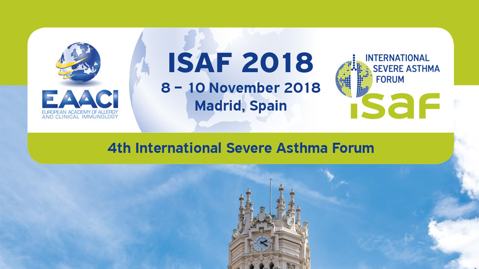 Congresses | 4th International Severe Asthma Forum (ISAF)