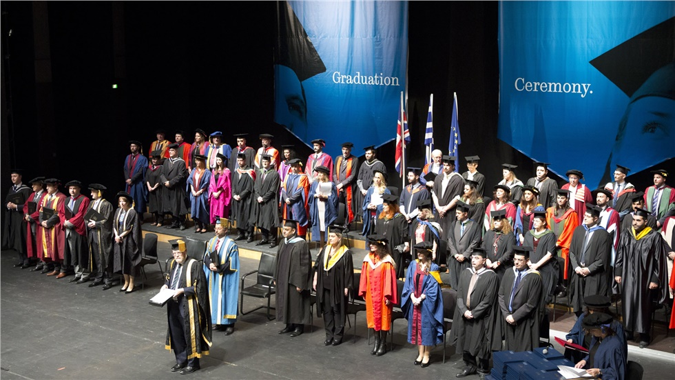 Graduation Ceremony 2018 - International Faculty CITY College