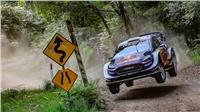 Ogier και Ingarssia Παγκόσμιοι Πρωταθλητές του WRC    #ford ...