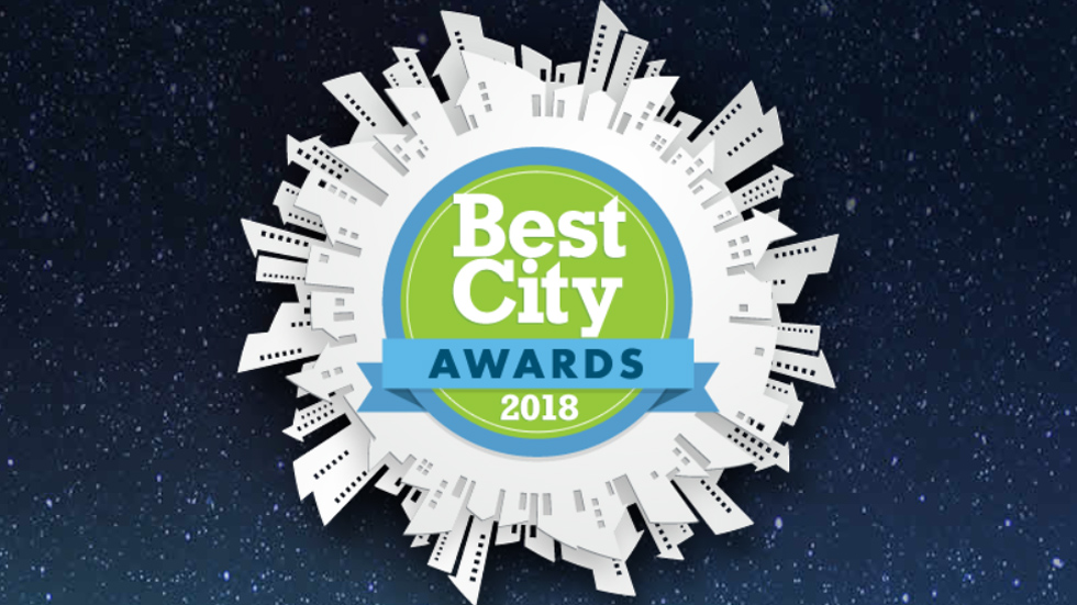 Best City Awards 2018