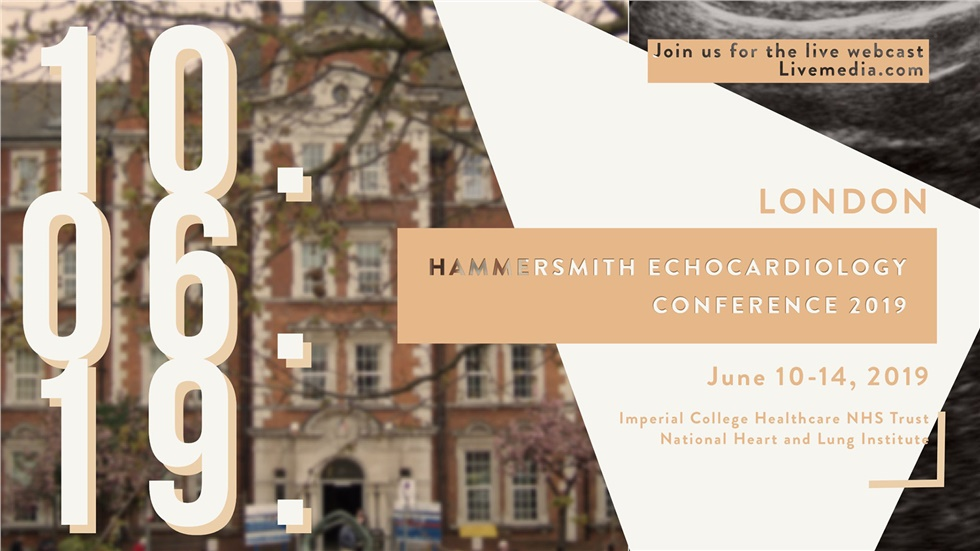 Hammersmith Echocardiology Conference 2019 | London