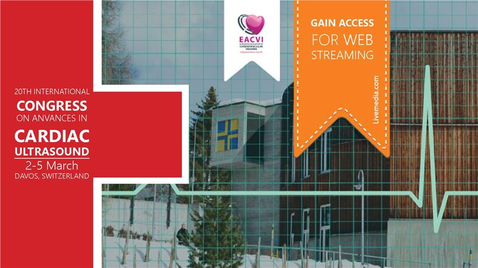 Congresses | 20th International Congress on Advances in Cardiac Ultrasound