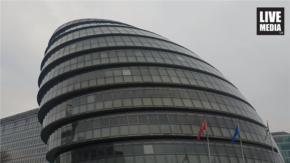 London is full of impressive and well-known buildings.
