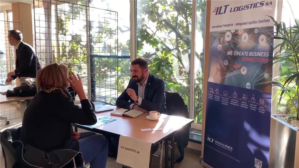 Αθανάσιος Σαββάκης Πρόεδρος ΣΒΒΕ για την επιχειρηματική αποστολή στο Cern