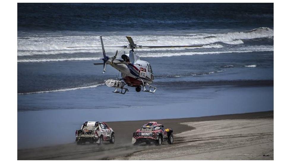 Μεγάλες εμφανίσεις από Sunderland και Loeb στο Rally Dakar 2019