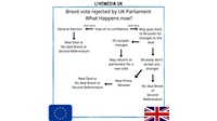 UK Parliament rejected the Brexit deal on Tuesday night by a...