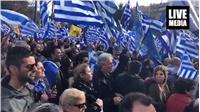 Ζωντανά από το Σύνταγμα για την Μακεδονία