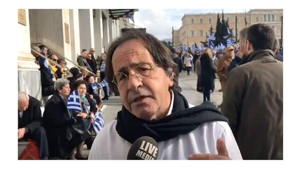 Γ. Παύλος: Δεν αυτοκτονεί ο ελληνικός λαός αλλά η βουλή πρέπει...