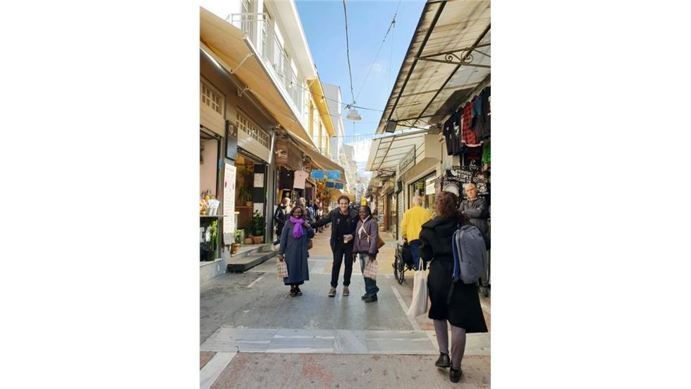 """""""Ακαδημαϊκή κινητικότητα από την Κένυα στην Ελλάδα""""  Στις 20 Ιανουαρίου 2019, η ..."""