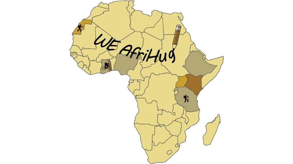 Το WE AfriHug λαμβάνει Ευρωπαϊκή χρηματοδότηση για το 2019