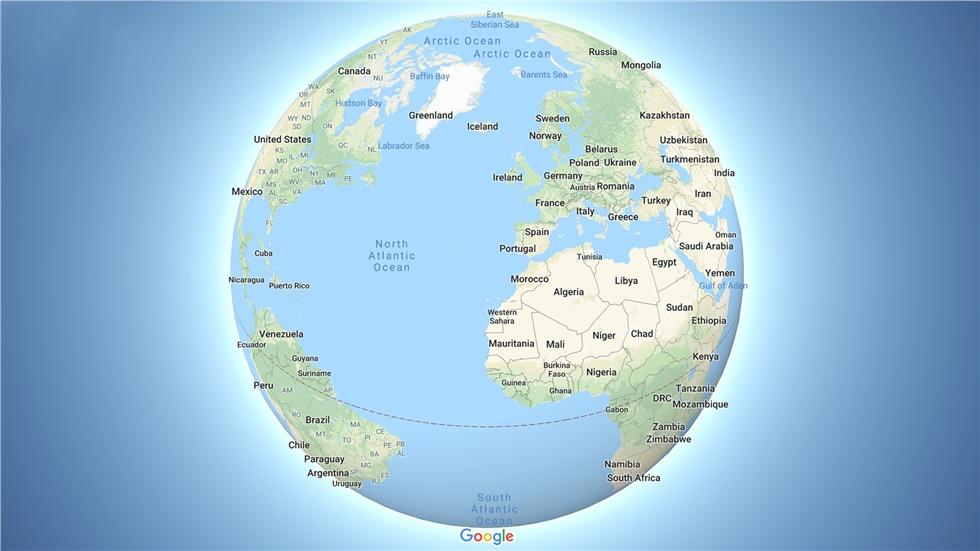 Νέα τεχνολογία στους χάρτες της Google για καλύτερη πλοήγηση