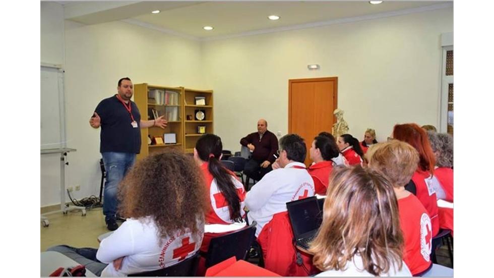 Εκπαίδευση Τοπικής Ομάδας Αντιμετώπισης Καταστροφών (Τ.Ο.Α.Κ.)...