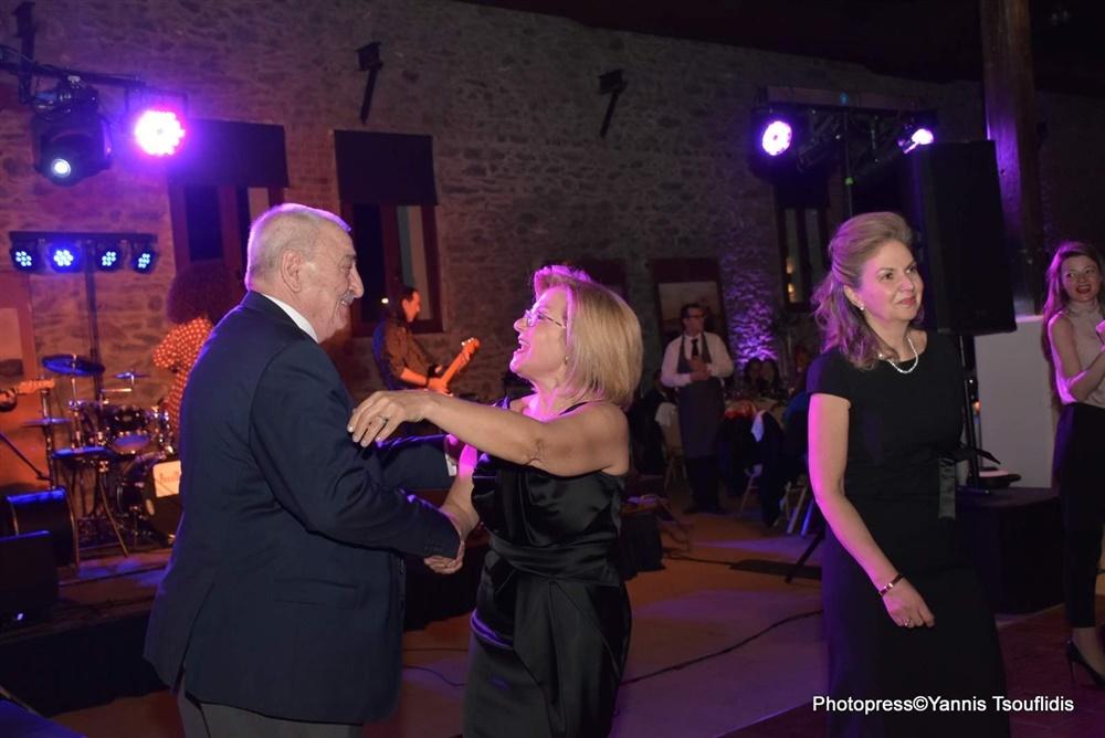 Χορός Ανθισμένης Αμυγδαλιάς 2019.
