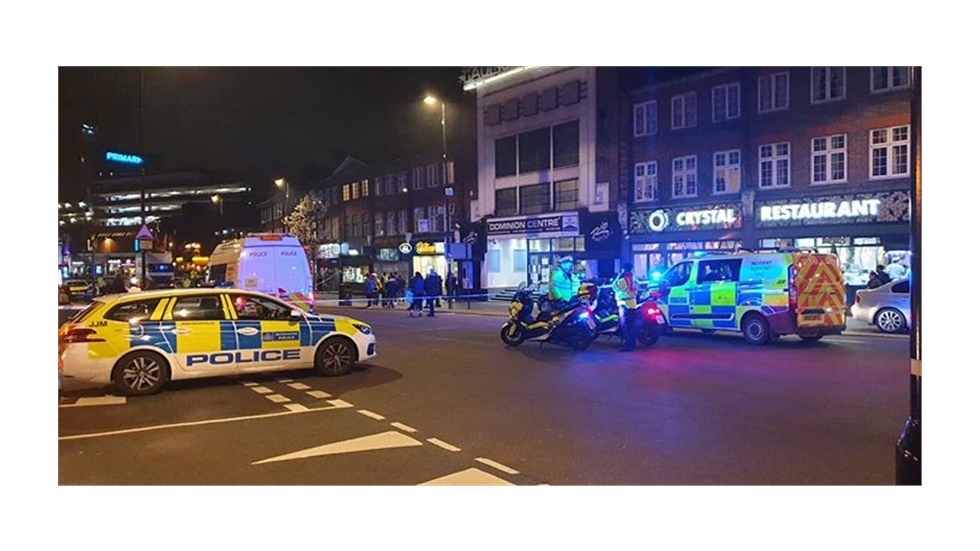 #BreakingNews Serious traffic accident at Wood Green High Street...