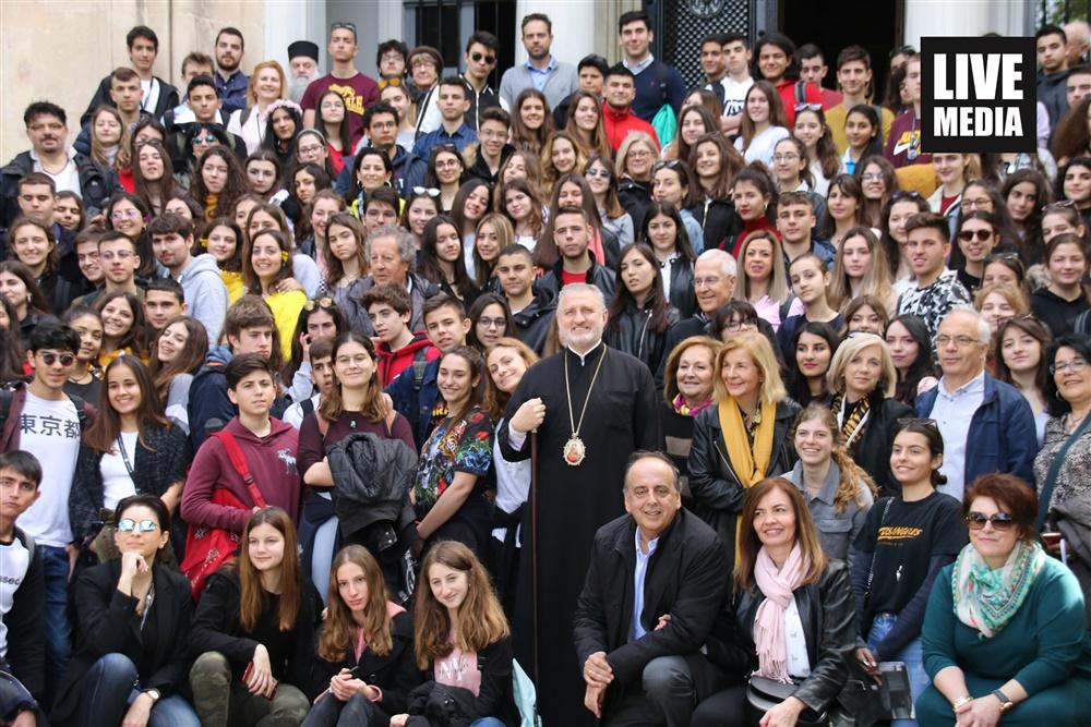 7ο Διεθνές Μαθητικό Συνέδριο Λογοτεχνίας