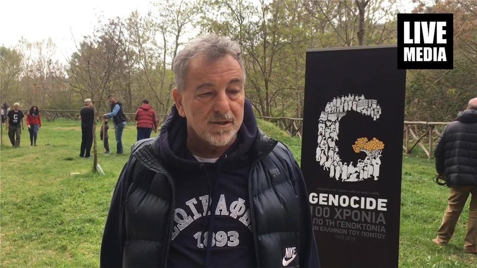 Ο Δήμαρχος Θέρμης, Θεόδωρος Παπαδόπουλος μίλησε στο Livemedia