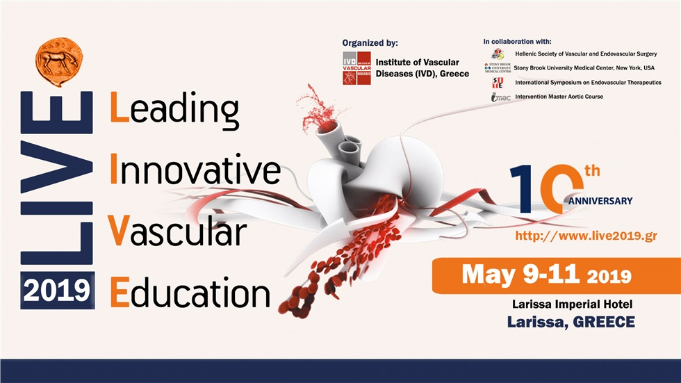 Congresses | LIVE 2019 – Leading Innovative Vascular Education