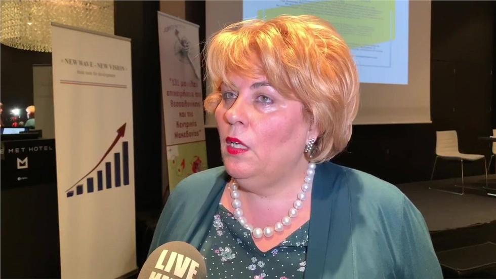 Ελισάβετ Νικολαΐδου -  Επιχειρηματίας  320 Μεγάλες Επιχειρήσεις...