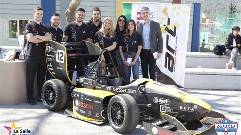 4o Φεστιβάλ Επιστημών και Τεχνολογίας με τίτλο:  «De La Salle...