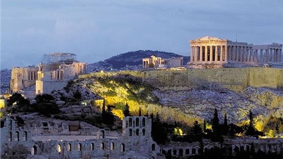 Ανακοίνωση του Υπουργείου Πολιτισμού για τον κεραυνό στην Ακρόπολη...