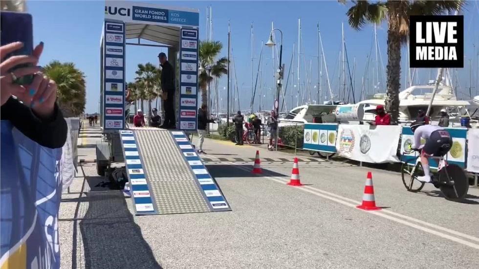 UCI KOS GRAN FONDO 2019 Time Traial