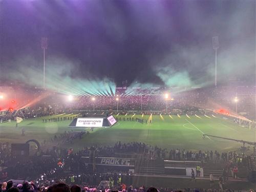ΠΑΟΚ: Πρωταθλητής Ελλάδας 2018 - 2019