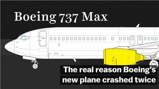 Το πρόβλημα με τα 737 MAX
