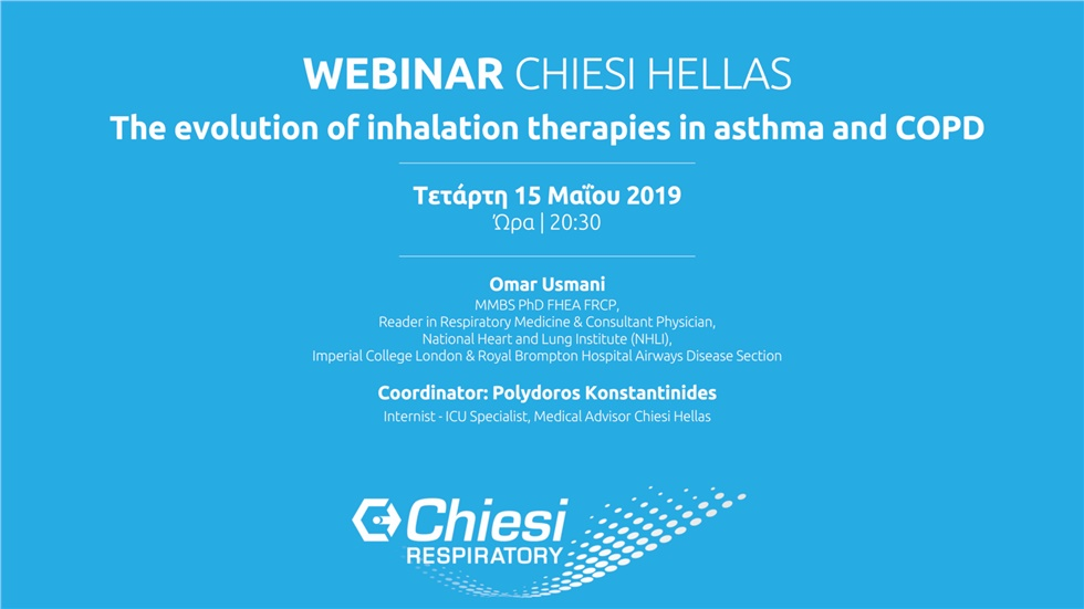 Courses | The evolution of inhalation therapies in asthma and COPD
