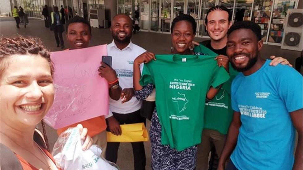 """WE AfriHug 2019 – Το West Africa ξεκινά στη Νιγηρία""  Μετά την..."