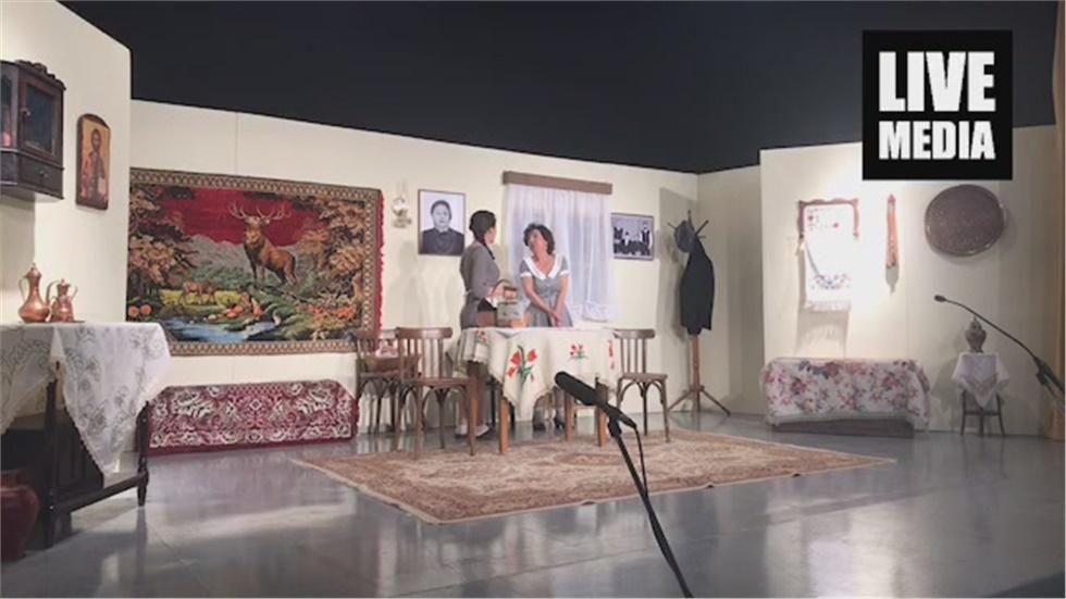 Ο Φώταγας του  Δημήτρη Παρασκευόπουλου σε σκηνοθεσία Γιάννη Γεωργιάδη