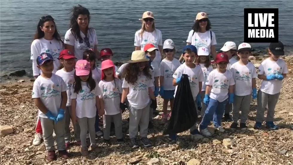 7d37de526d Πλημμύρισε παιδικά χαμόγελα και εθελοντές με περιβαλλοντική συνείδηση... ...