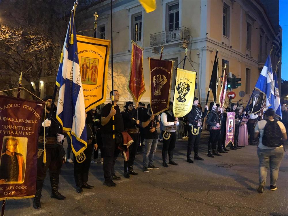 Πλατεία Συντάγματος, 19 Μαΐου 2019: Εκδηλώσεις μνήμης την ημέρα της Γενοκτονίας των Ποντίων