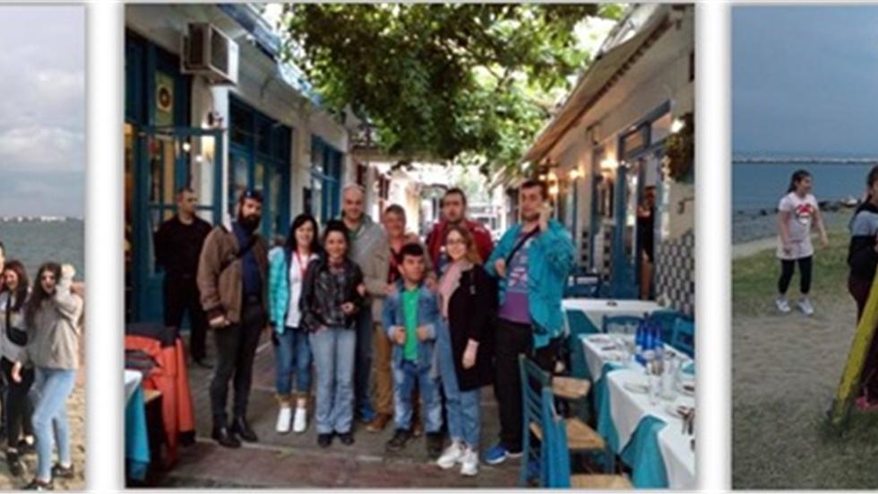 Δράσεις εθελοντικών ομάδων Κοινωνικής Υπηρεσίας του Περιφερειακού Τμήματος Ε.Ε.Σ. Θεσσαλονίκης