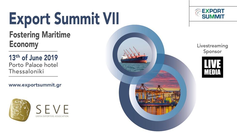 Congresses | EXPORT SUMMIT VII: Fostering Maritime Economy
