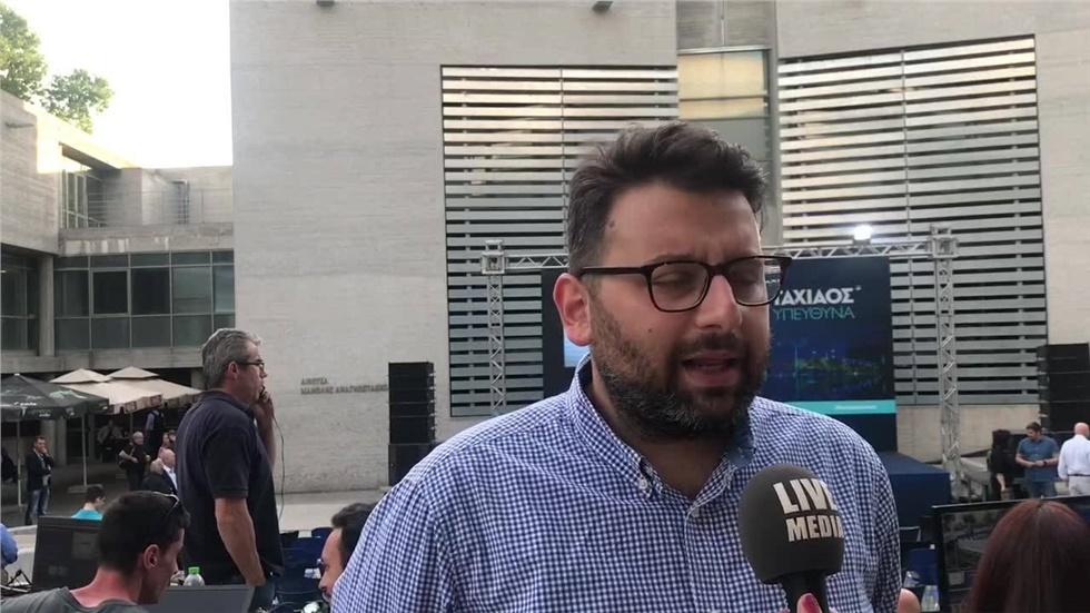 Γιάννης Παπαδόπουλος| Υποψήφιος Δημοτικός Σύμβουλος με τον Νίκο...