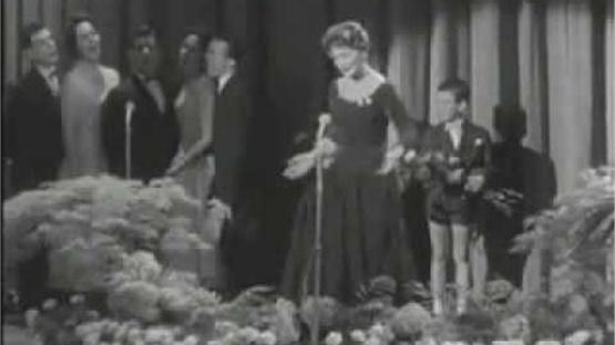 Σαν σήμερα, 24 Μαΐου 1956, έλαβε χώρα ο πρώτος διαγωνισμός τραγουδιού...