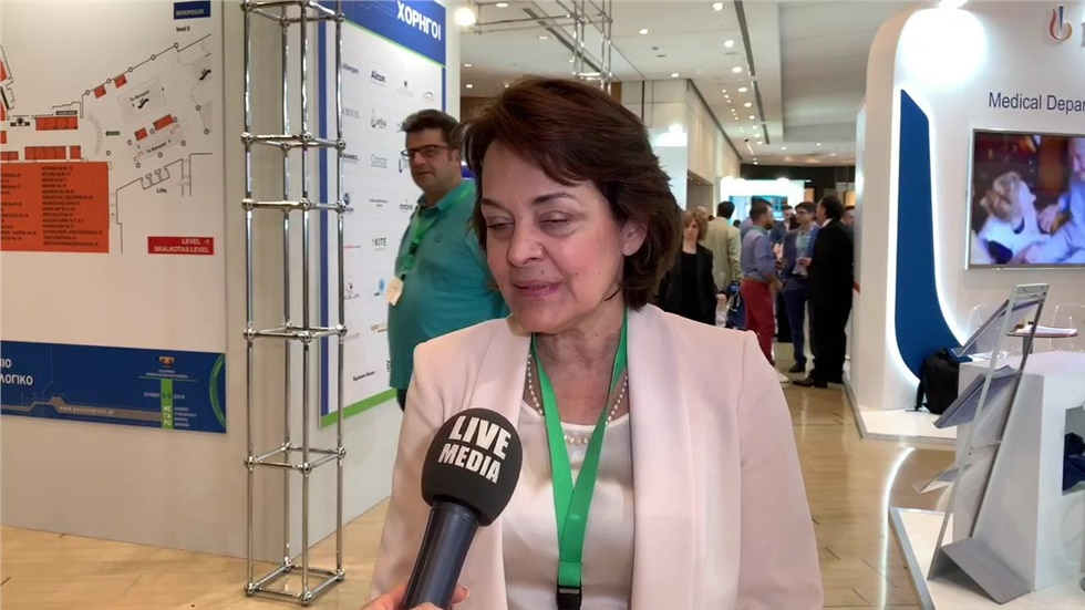 Μαρία Στεφανιώτου - Καθηγήτρια Οφθαλμολογίας Πανεπιστήμιο Ιωαννίνων