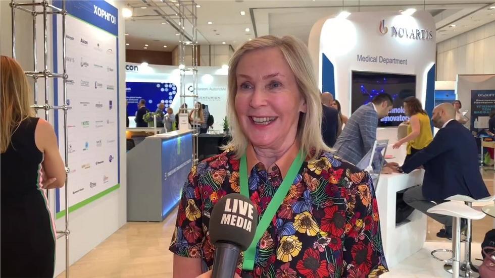 Jane Olver - Consultant Ophthalmologist, Oculoplastic Surgeon...