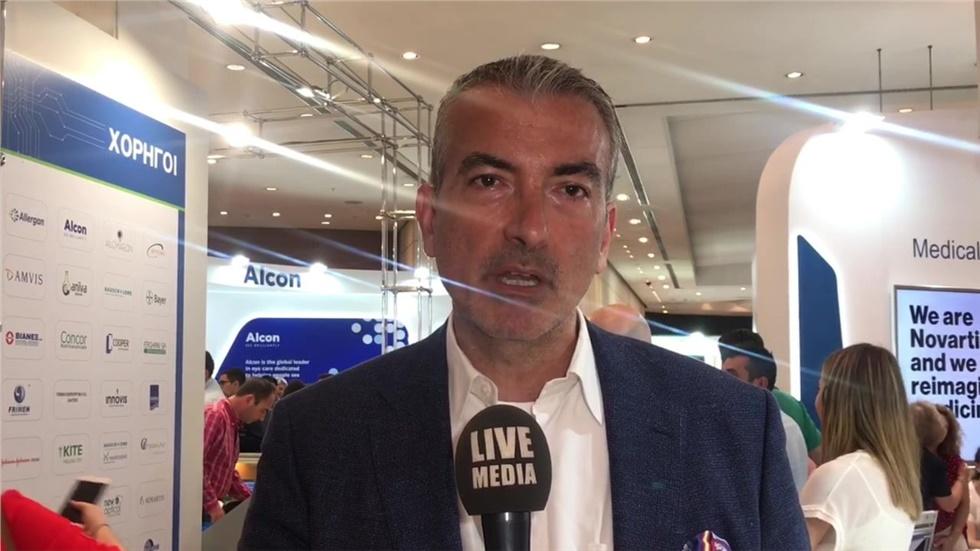 Τάσος Κανελόπουλος, χειρουργός οφθαλμίατρος, Καθηγητής του Πανεπιστημίου...