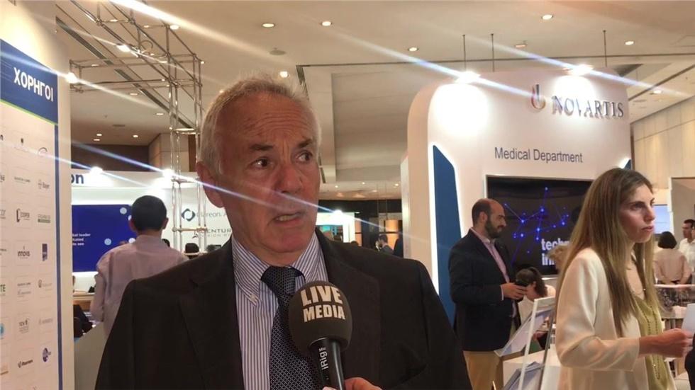 Η.  Φερέτης, Συνταξιούχος Οφθαλμίατρος - 52ο Πανελλήνιο Συνέδριο...