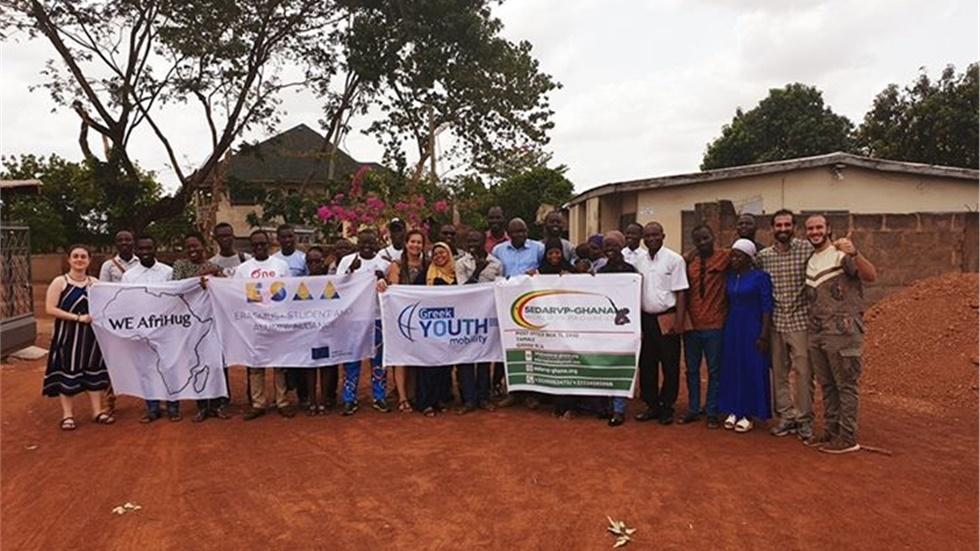 «WE AfriHug 2019 – ΔΥΤΙΚΗ ΑΦΡΙΚΗ»  Το πρόγραμμα «Δυτική Αφρική»...
