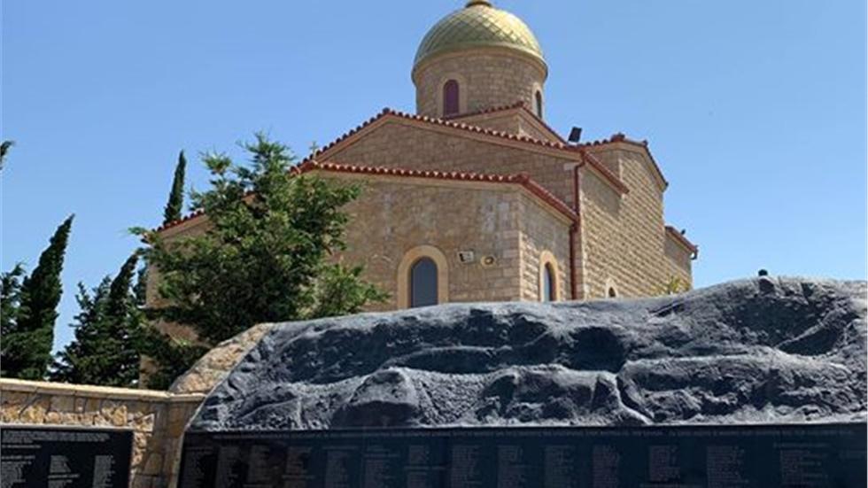 Ιερά μονή Αγίου Πνεύματος της Σάντας  Πρόχωμα Θεσσαλονίκης. Η...