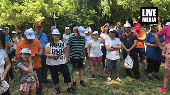 Diabetes Run σήμερα στον Εθνικό Κήπο
