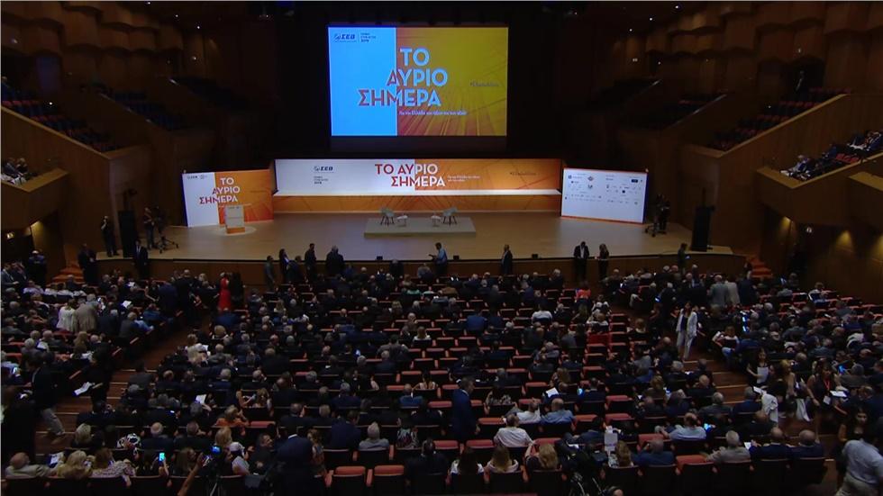 Ετήσια Γενική Συνέλευση των μελών του ΣΕΒ 2019