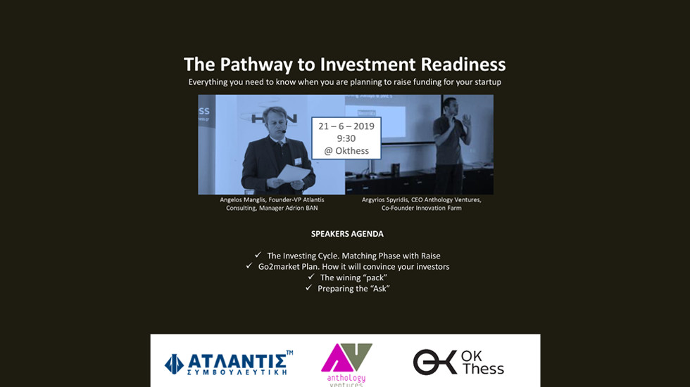 The Pathway to Investment Readiness